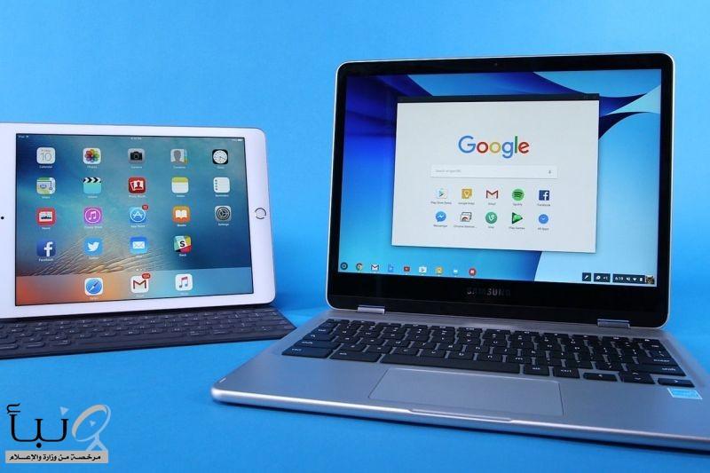 4 أسباب تجعل جهاز Chromebook أفضل من جهاز آيباد
