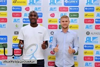 الفيصلي ينهي إجراءات التوقيع مع اللاعبين ميركل وتافاريس