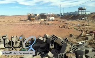 #حائل : إزالة التعديات باجمالي 151.116 متر مربع من الأراضي