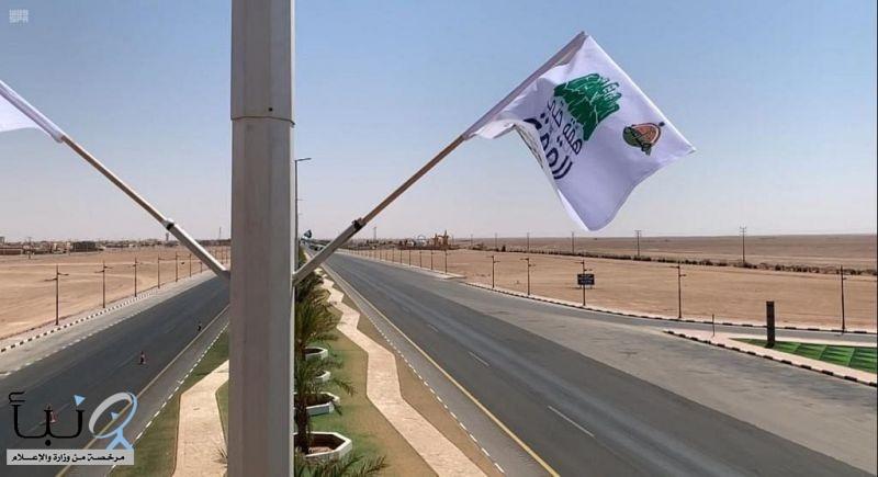 الدعوة والإرشاد بروضة هباس توعي المجتمع بدرسٍ علمي.. وبلديتها تواصل استعداداتها للاحتفاء بيوم الوطن