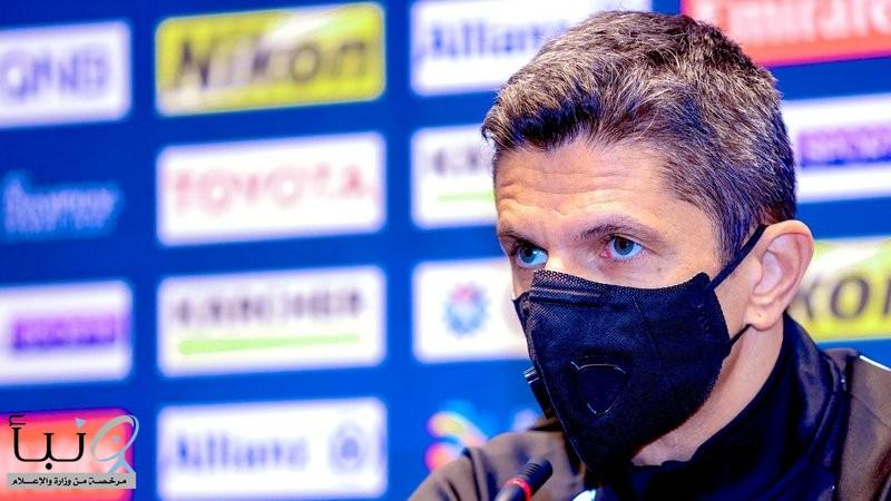 """مدرب الهلال """"رازفان"""": فريقي تعرض لظلم كبير"""