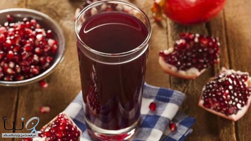 فوائد مذهلة لعصير الرومان