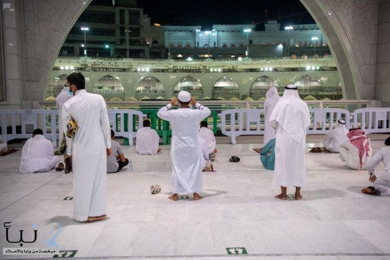 ٥٣١ شركة عمرة تتأهب للمرحلة الثالثة لأداء مناسك العمرة والصلاة بالمسجد الحرام
