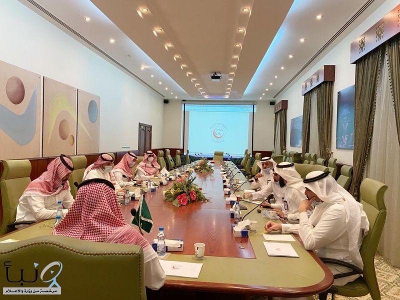 #محافظ_الخرج يترأس إجتماع المجلس المحلي