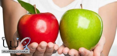 من الأفضل صحيا التفاح الأحمر أم الأخضر؟
