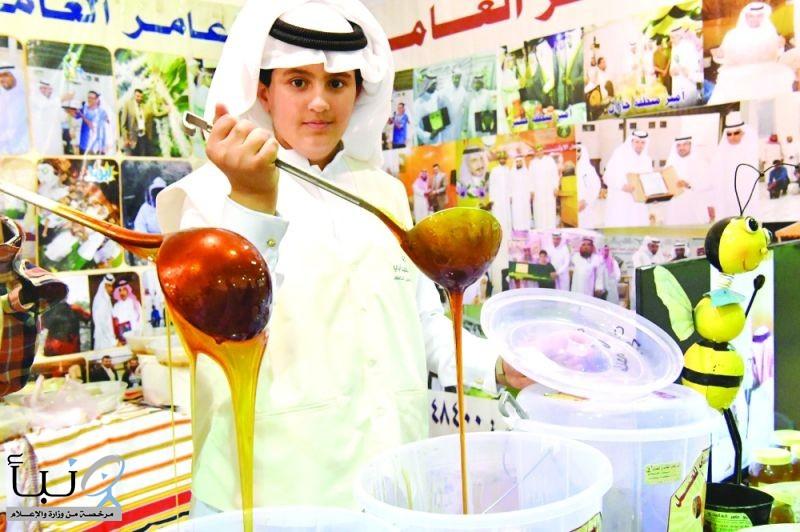 البريد السعودي الناقل الحصري لمهرجان العسل بمنطقة جازان