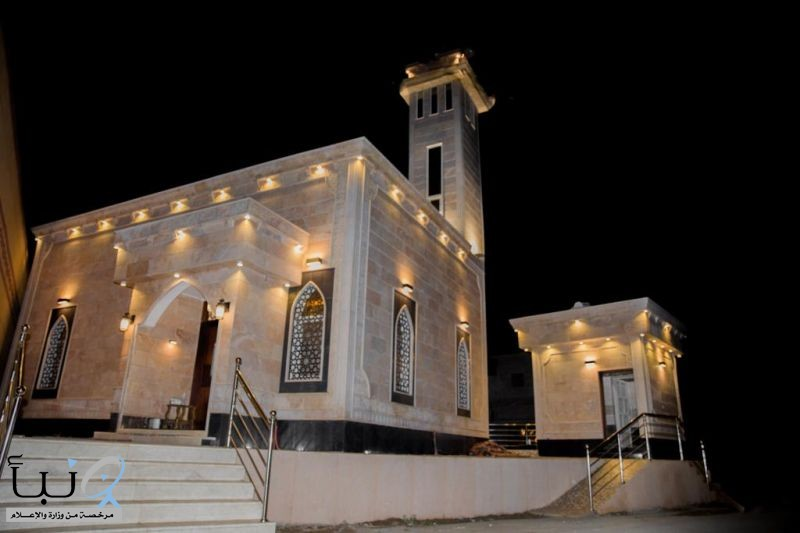 كريري يفتتح مسجد أحمد عكور بقرية العكرة
