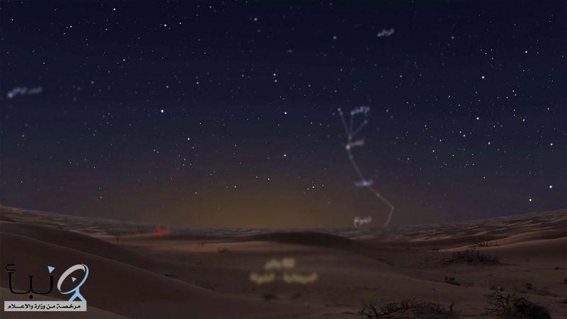 الزعاق: نجم الشولة يفتتح لياليه الطويلة.. 13 يومًا من البرد الشديد #الطقس