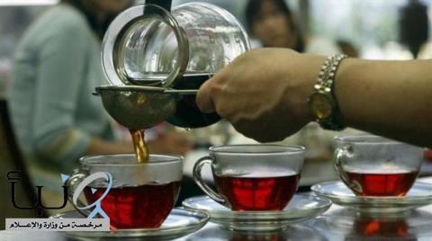دراسة تنصح كبار السن بشرب 5 أكواب من الشاي يومياً