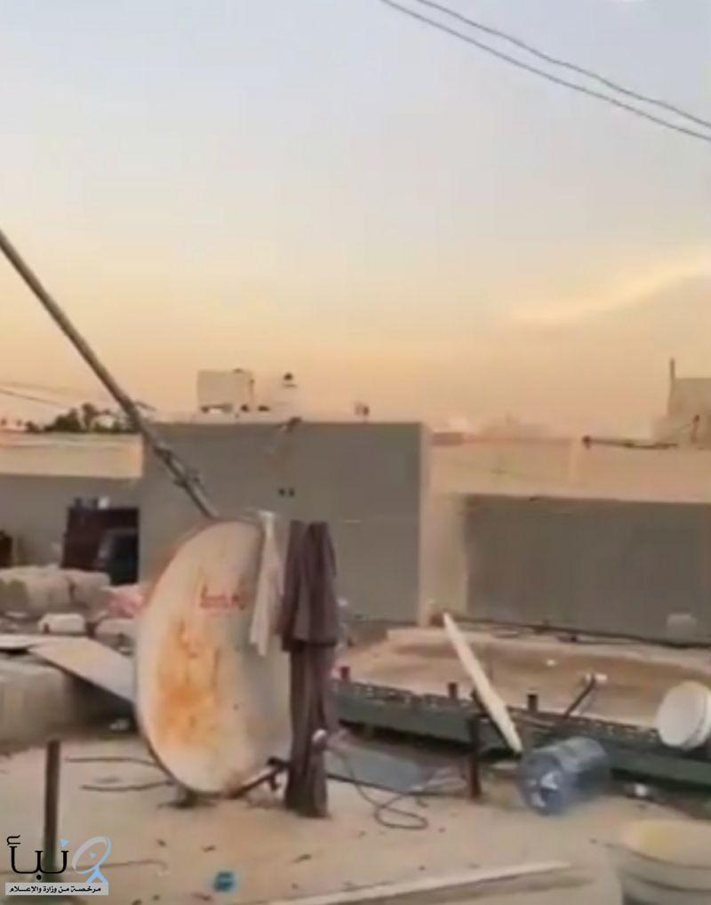 أمانة الرياض ترصد مساكن عمالة فوق أسطح متهالكة