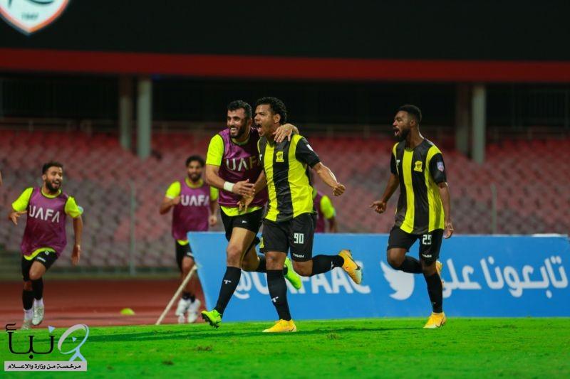 الاتحاد الى نهائي البطولة العربية