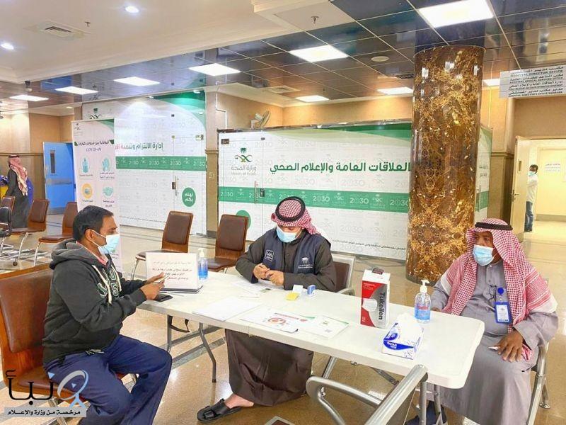 تفاعل كبير مع حملة مستشفى وادي الدواسر للتبرع بالدم