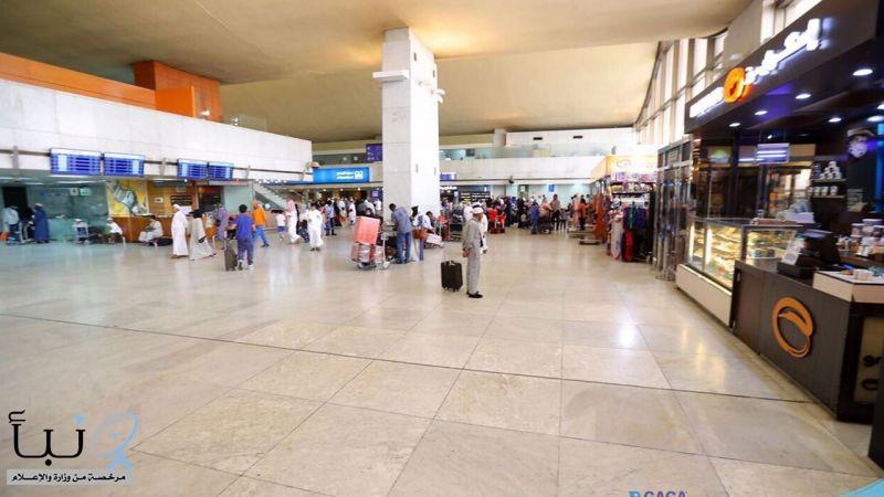 إغلاق صالة الفرسان للرحلات الدولية بمطار الملك عبدالعزيز «مؤقتًا»