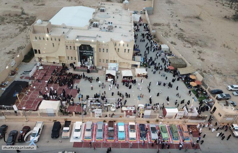 تمديد #مهرجان #شتاء_اليمامة2 لمدة يومين .. .