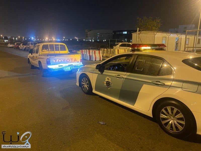 المرور : القبض على قائد مركبة متهور وإحالته إلى الهيئة المرورية