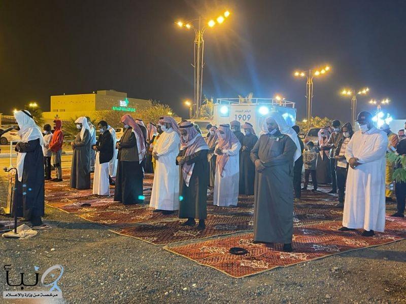 هيئة الأمر بالمعروف في الرياض توفر مصليات متنقلة بالأماكن العامة والمتنزهات