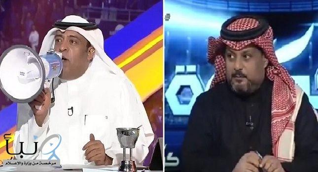 العجمة يكتسح وليد الفراج كأفضل مقدم برنامج رياضي في استطلاع للرأي على تويتر