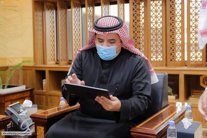 رئيس جامعة القصيم يُدشن «وحدة العمل التطوعي» ومنصتها الإلكترونية