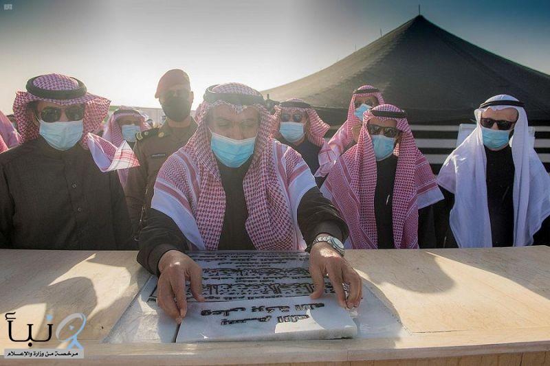 أمير القصيم يطلق مبادرة لتشجير منتزه القشيع