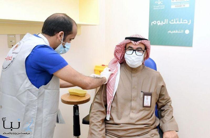 الهيئة الملكية بينبع تدشن حملة التطعيم ضد فيروس كورونا