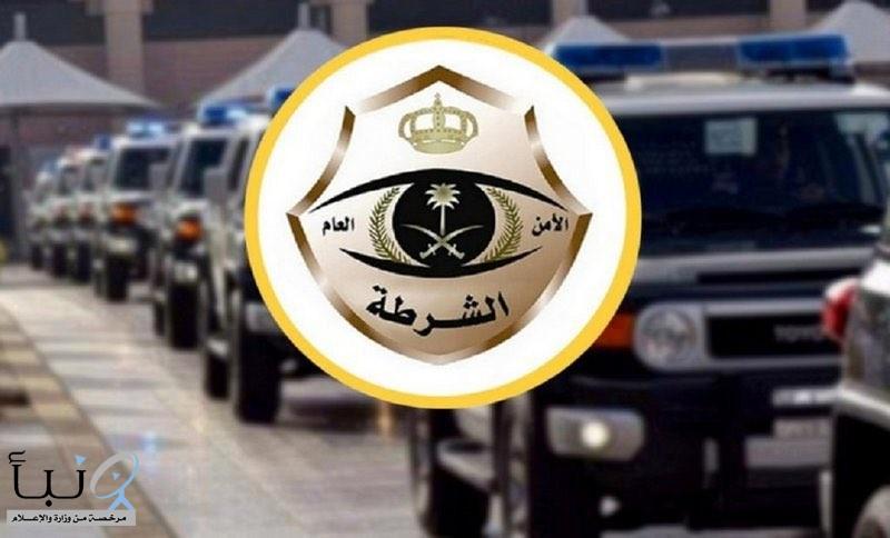 شرطة مكة : القبض على 6 أشخاص ارتكبوا سرقة (17) مركبة