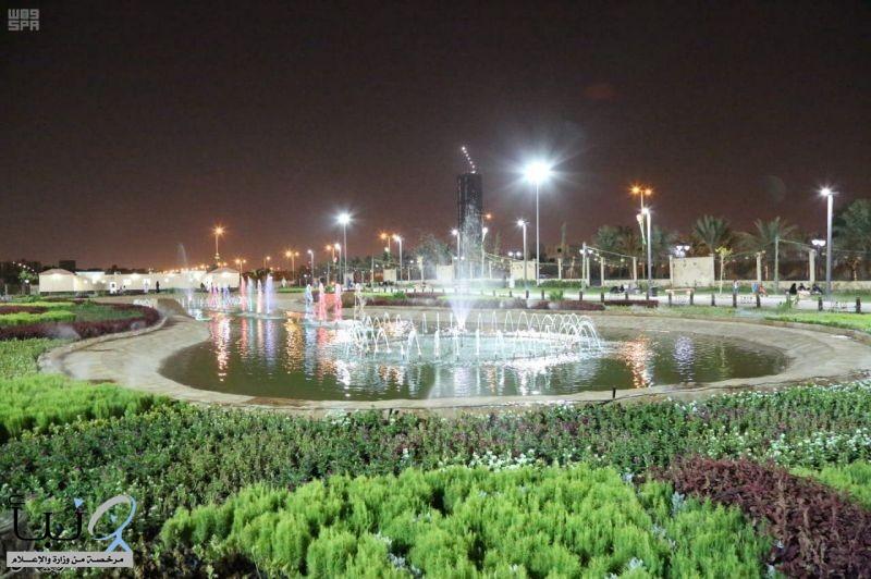 أمير الرياض يوجه بمنع البيع داخل الحدائق العامة
