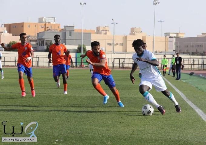 نتائج مباريات الجولة 24 من #دوري_الامير_محمد_بن_سلمان لأندية الدرجة الأولى + جدول ترتيب الفرق..