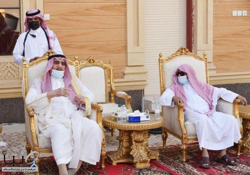 سمو أمير منطقة جازان يقدم التعازي في وفاة الشيخ فيصل بن لبده ..