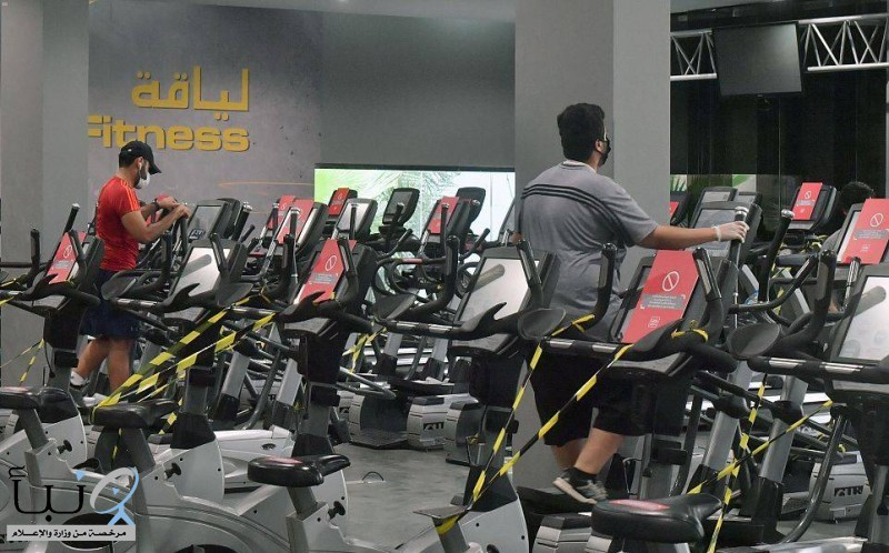 «الرياضة» تعمم على الصالات: تحصين العاملين من كورونا 1 شوال #عاجل