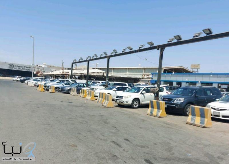 """""""أمانة جدة"""" تغلق حراج السيارات بمنطقة المعارض حتى اشعار آخر"""