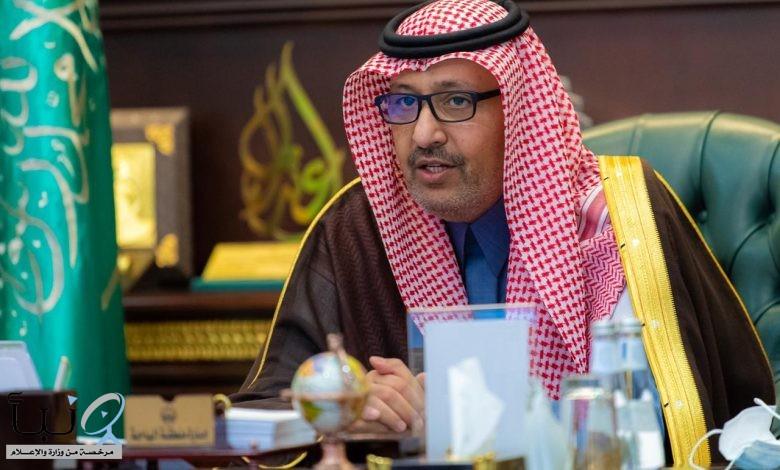 سمو أمير منطقة الباحة: مسابقة الملك سلمان لحفظ القرآن الكريم امتداداً للنهج القويم بنشر علوم القرآن