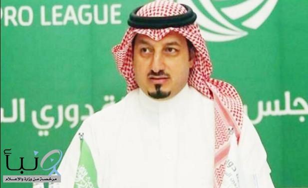 """رئيس اتحاد القدم: تعيين """"القاسم"""" في الآسيوي غير مخالف وقوائمنا المالية سليمة"""