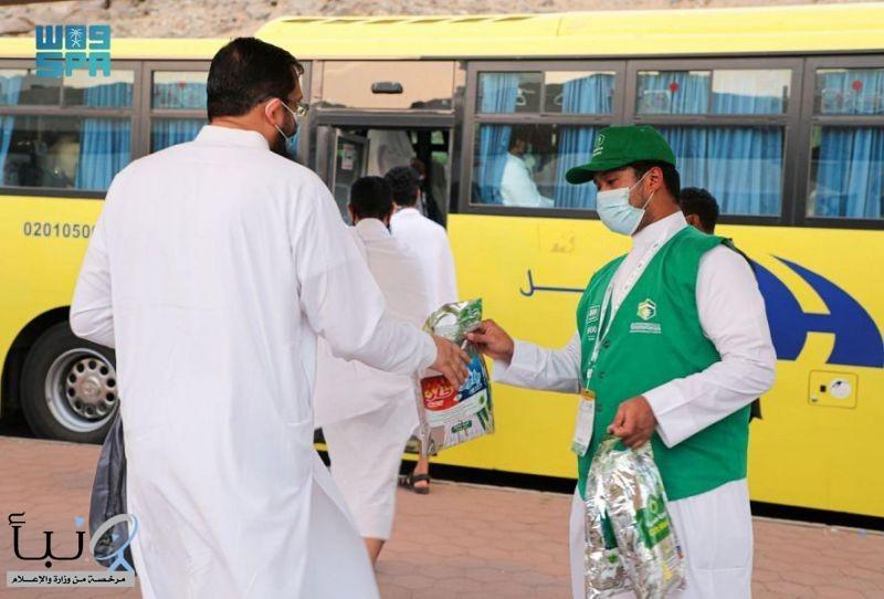 6 ملايين منتج و20 ألف سلة غذائية تسهم بها هدية الحاج والمعتمر للمستفيدين في رمضان