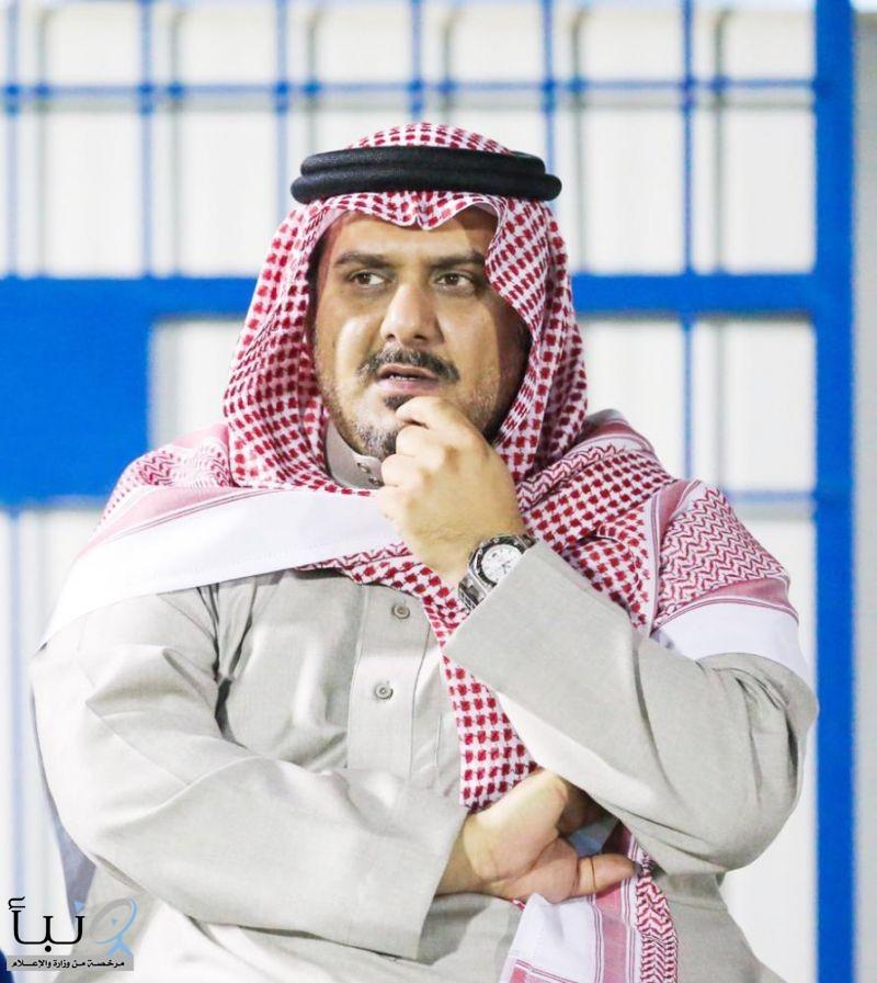نواف بن سعد: قاضيت الجابر حفاظا على سمعتي