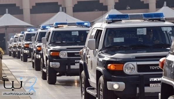شرطة الرياض تلقي القبض على 7 أشخاص ارتكبوا 7 جرائم في سرقة المنازل والاستيلاء على ممتلكات #عاجل