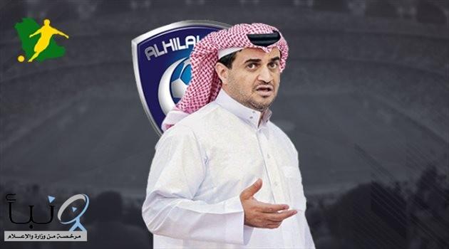 """الهلال """"يعاند"""" خالد البلطان.. ويثير أزمة كبرى في الرياضة السعودية"""