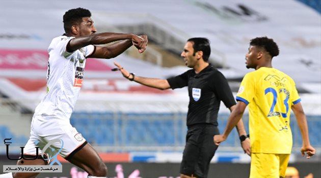 """النصر """"يمنع"""" نجم الشباب من كرة القدم.. شكوى رسمية"""
