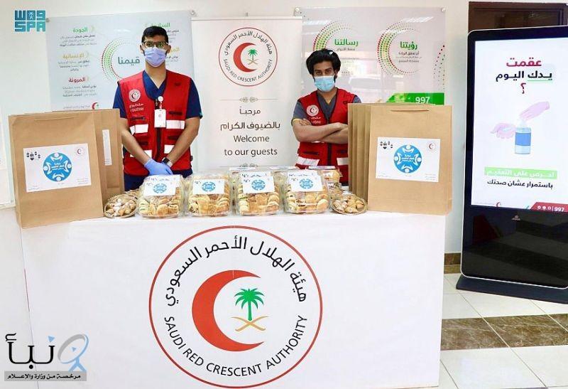 إطلاق مبادرة إفطار المناوبين من أيادي المتطوعين بالقصيم