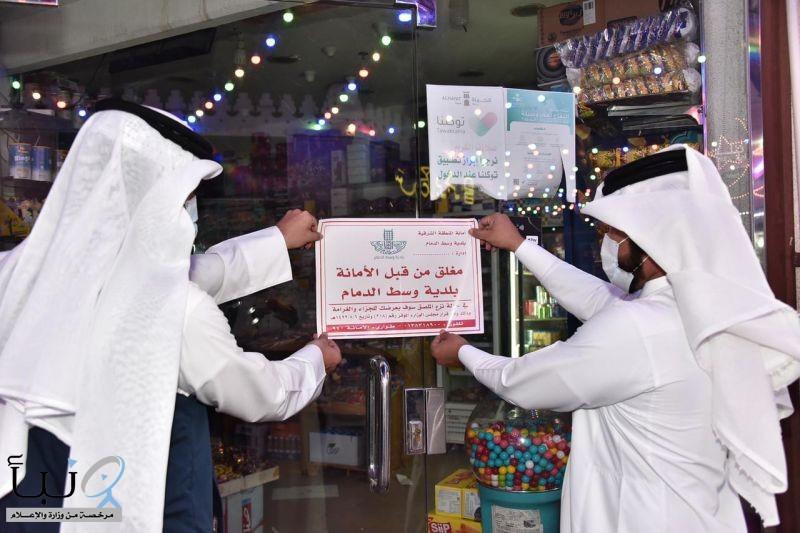 صحة الشرقية : تكثيف الجولات التفتيشية على المنتجعات السياحية والأماكن العامة خلال عيد الفطر
