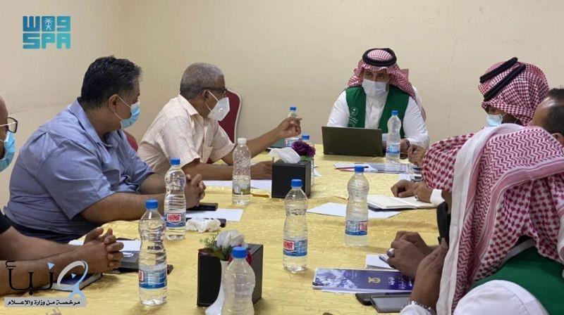 """""""البرنامج السعودي لإعمار اليمن"""" يستكمل أعمال توزيع منحة المشتقات النفطية إلى الجمهورية اليمنية"""