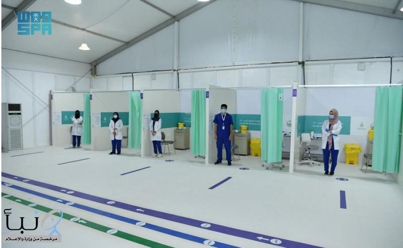 المدينة الطبية لقوى الأمن بالرياض تواصل تقديم لقاحات فيروس كورونا خلال فترة إجازة عيد الفطر