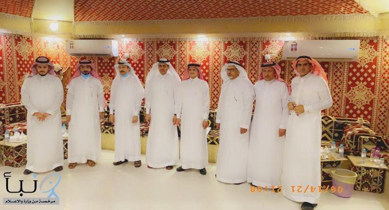 المالكي رئيسا فخريا لجمعية رواد التطوعية