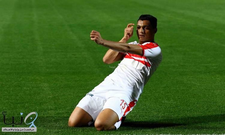 الزمالك يفوز على أسوان في الدوري المصري