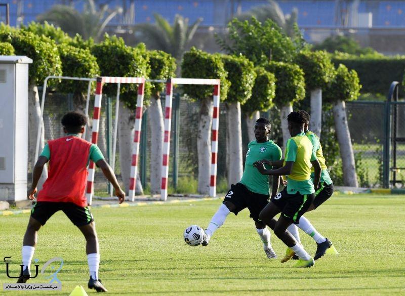 الأخضر تحت 20 عام يرفع استعداده لكأس العرب