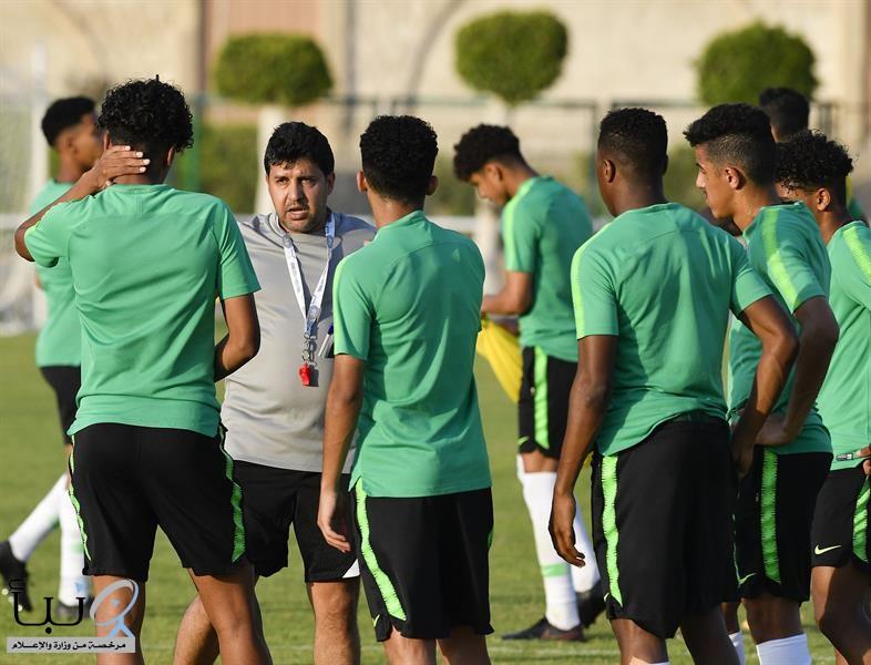 اليوم.. الأخضر تحت 20 عام يفتتح مبارياته بكأس العرب بمواجهة أوزباكستان