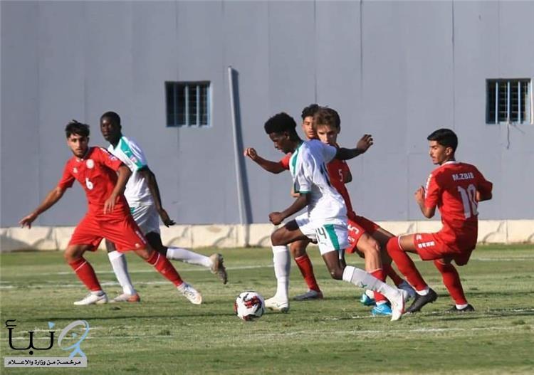 ختام الجولة الأولى لمجموعات كأس العرب لمنتخبات الشباب تحت 20 عاماً يحقق 4 انتصارات