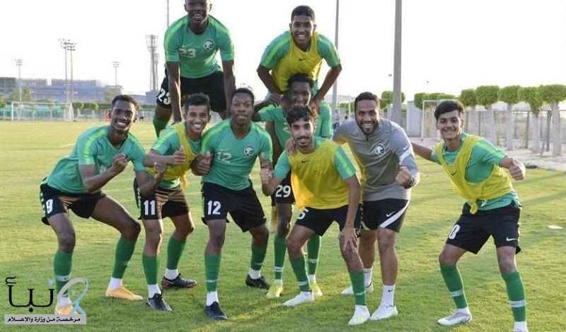 الأخضر تحت 20 عاماً يواجه منتخب اليمن في ثاني لقاءات كأس العرب