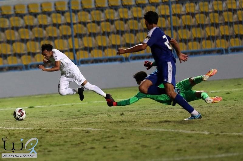 تأهل منتخبات المملكة والسنغال وجزر القمر وتونس إلى ربع نهائي كأس العرب لمنتخبات الشباب