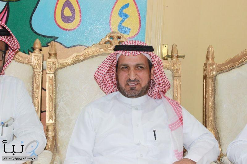 ابو شايع المطرفي رجل التربية والاخلاق والتواضع