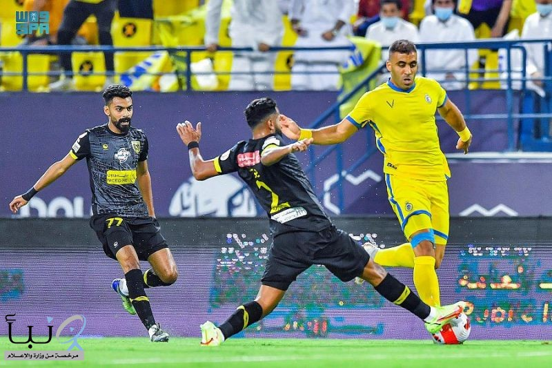 النصر يتغلّب على التعاون في دوري كأس الأمير محمد بن سلمان للمحترفين